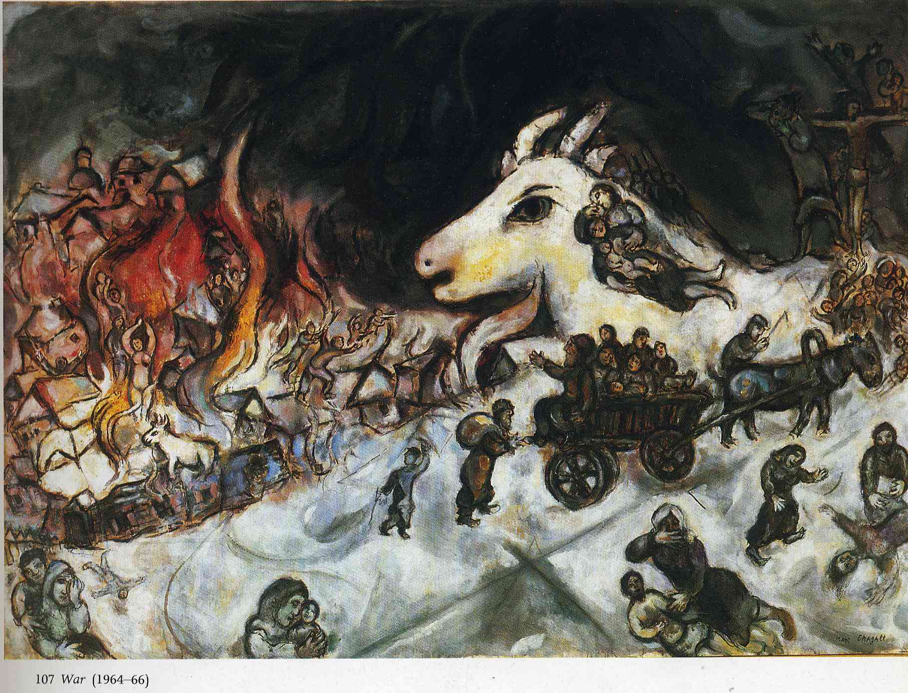 war-1966chagal
